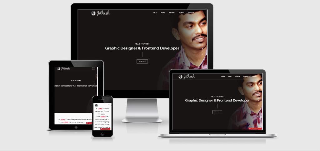 jithesh web designer